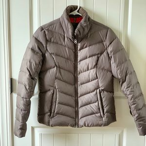 Eddie Bauer 550 fill goose down winter coat small